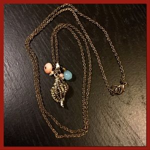 3/$5 Brass-toned Necklace